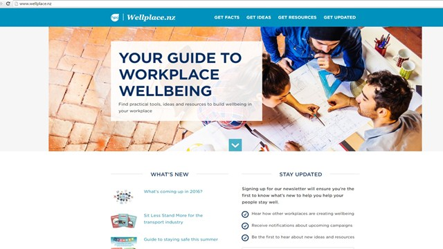 Click to Wellplace Website