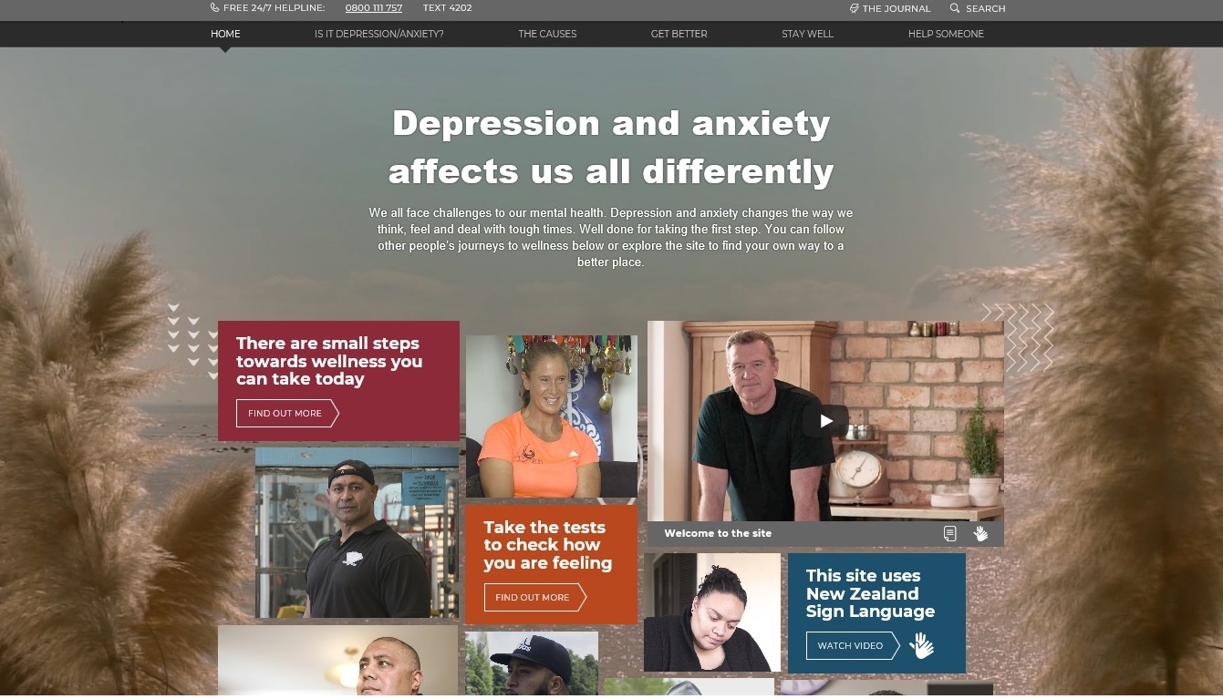 Depression.org.nz